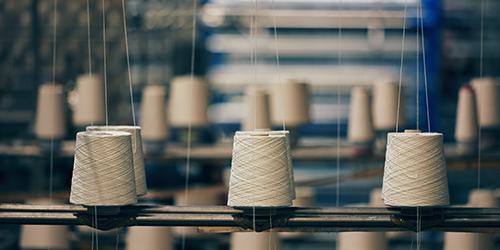 素材メーカーA社の事例のイメージ写真